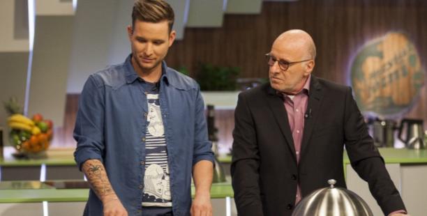 """""""Minél jobban megkötnek, annál rosszabb leszek"""" Bence aHagyjál főzni!műsorvezetőjeként kerül képernyőre…"""