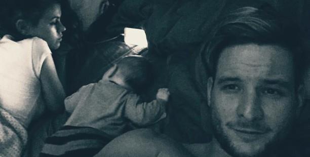 Így altatják el esténként kisfiukat|Bence és Adél a legnagyobb harmóniában nevelik kisfiukat, Nátánt. Ezt bizonyítja Instagram-ra feltöltött közös képük is.